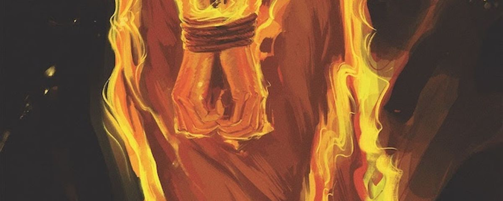The Witcher Witch's Lament #1 Header