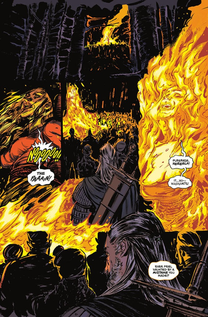 The Witcher Witch's Lament #1 Page 3
