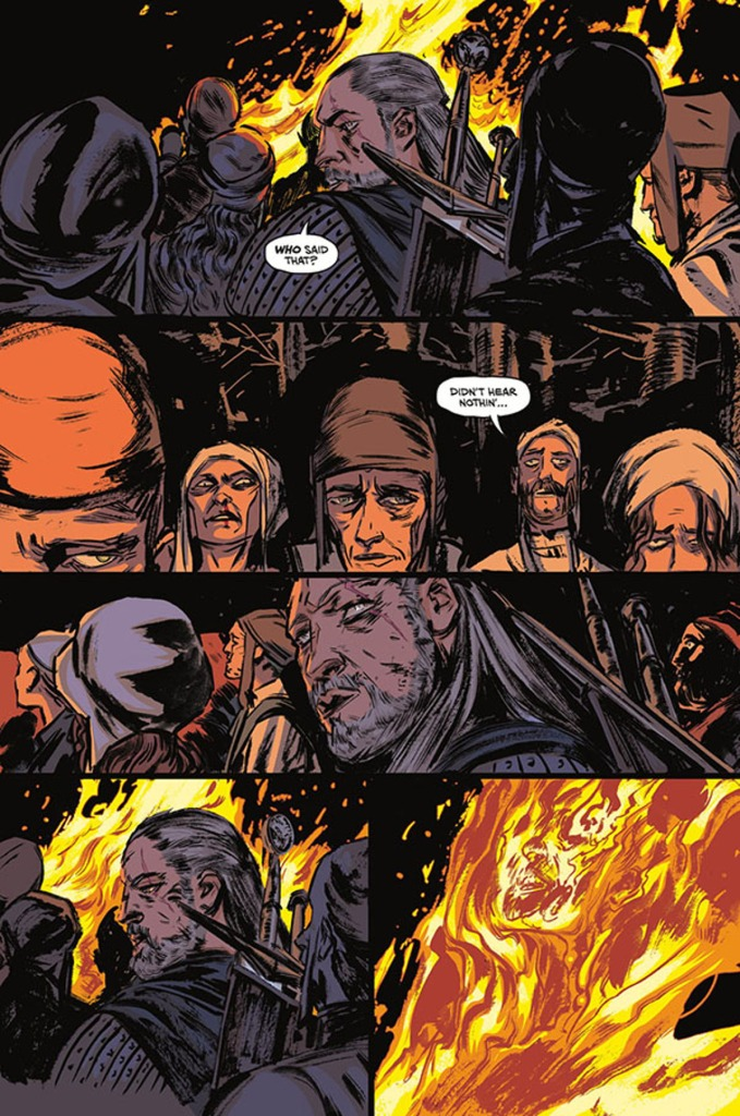 The Witcher Witch's Lament #1 Page 4