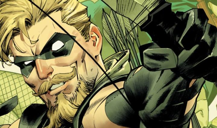Green Arrow 80th Anniversary Special Header
