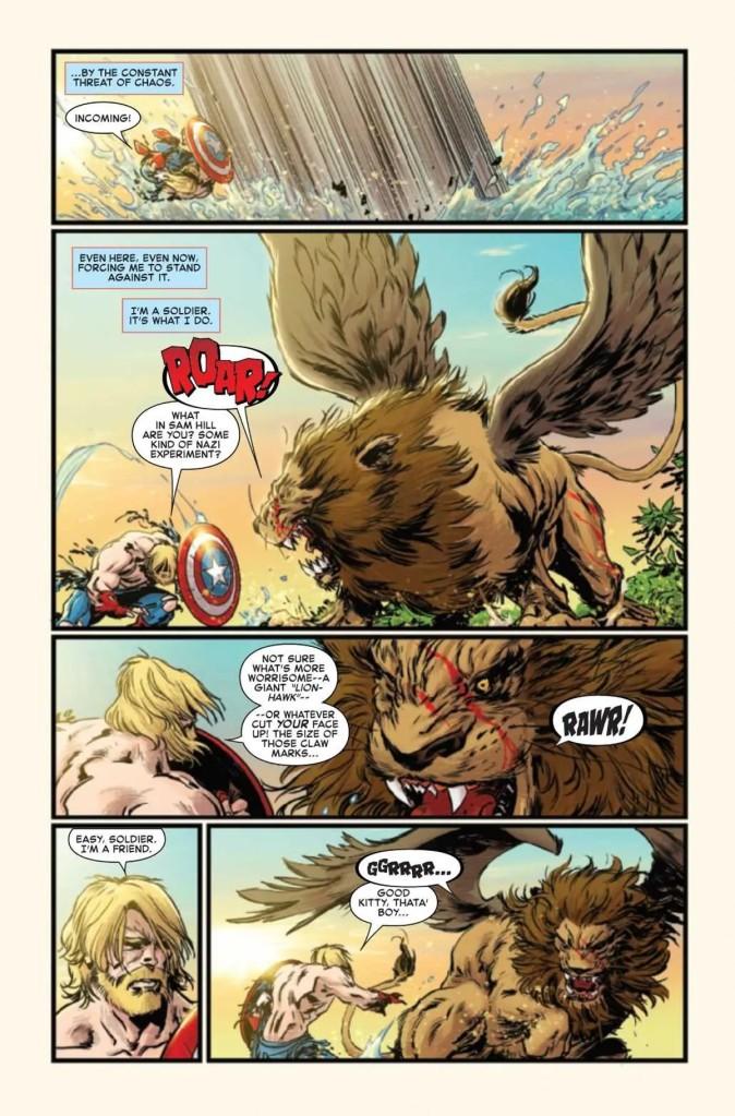 Amazing Fantasy #1 Page 1