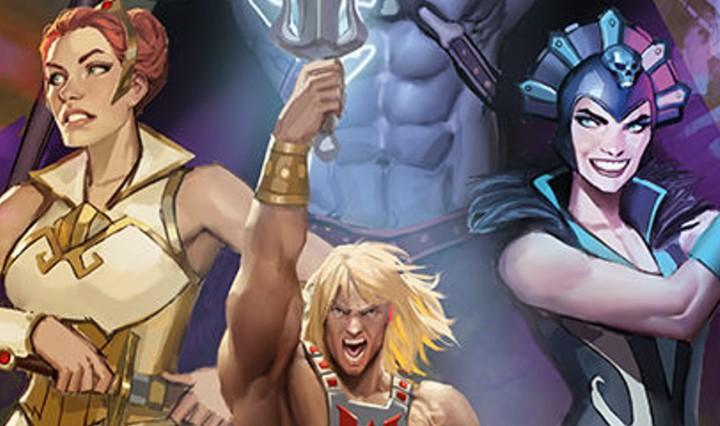 Masters of the Universe Revelation #1 Header
