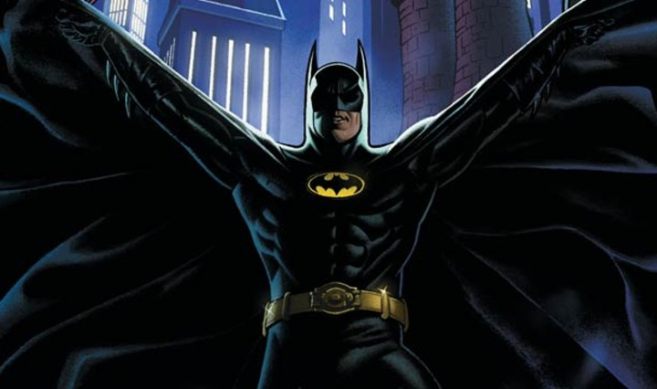 Batman 89 #1 Header