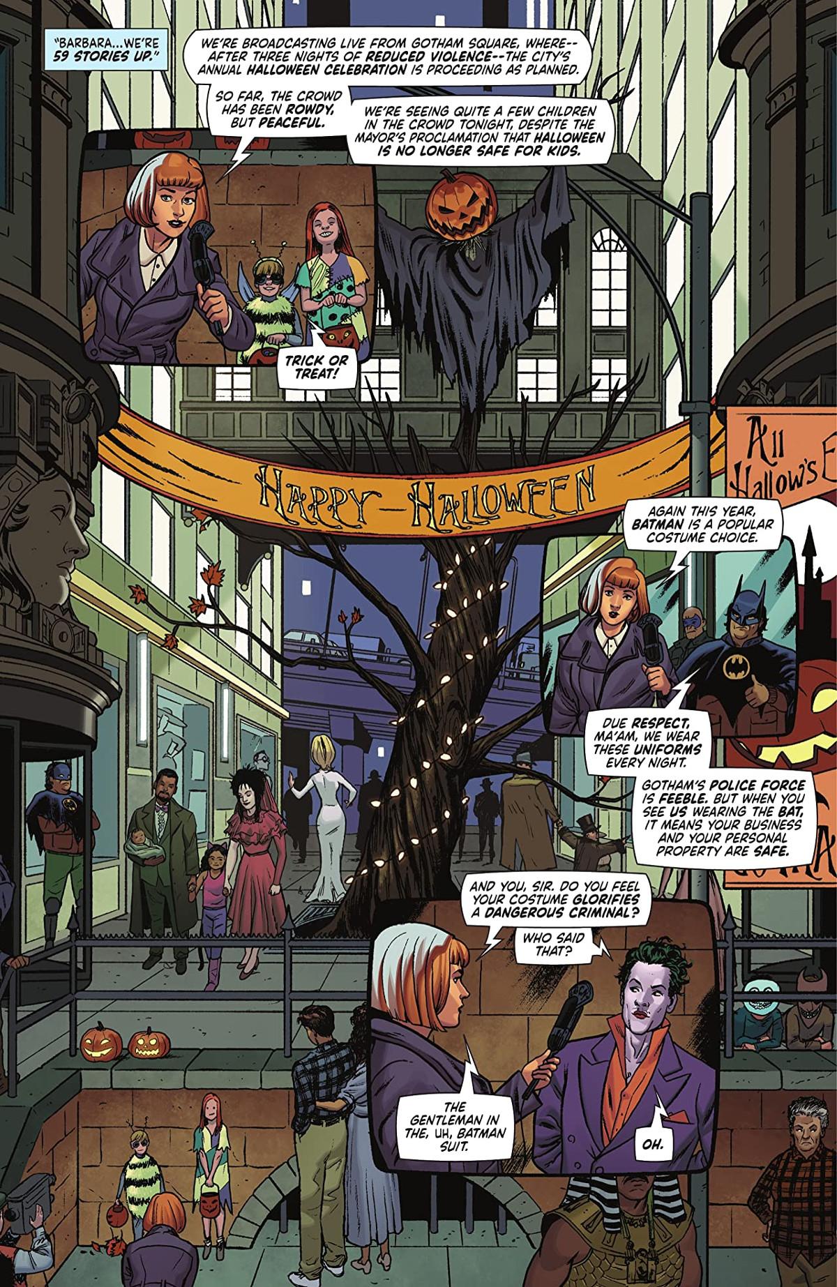 Batman 89 #1 Page 1