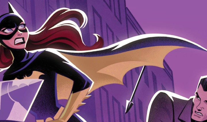 Batman The Adventures Contniue Season 2 #3 Header
