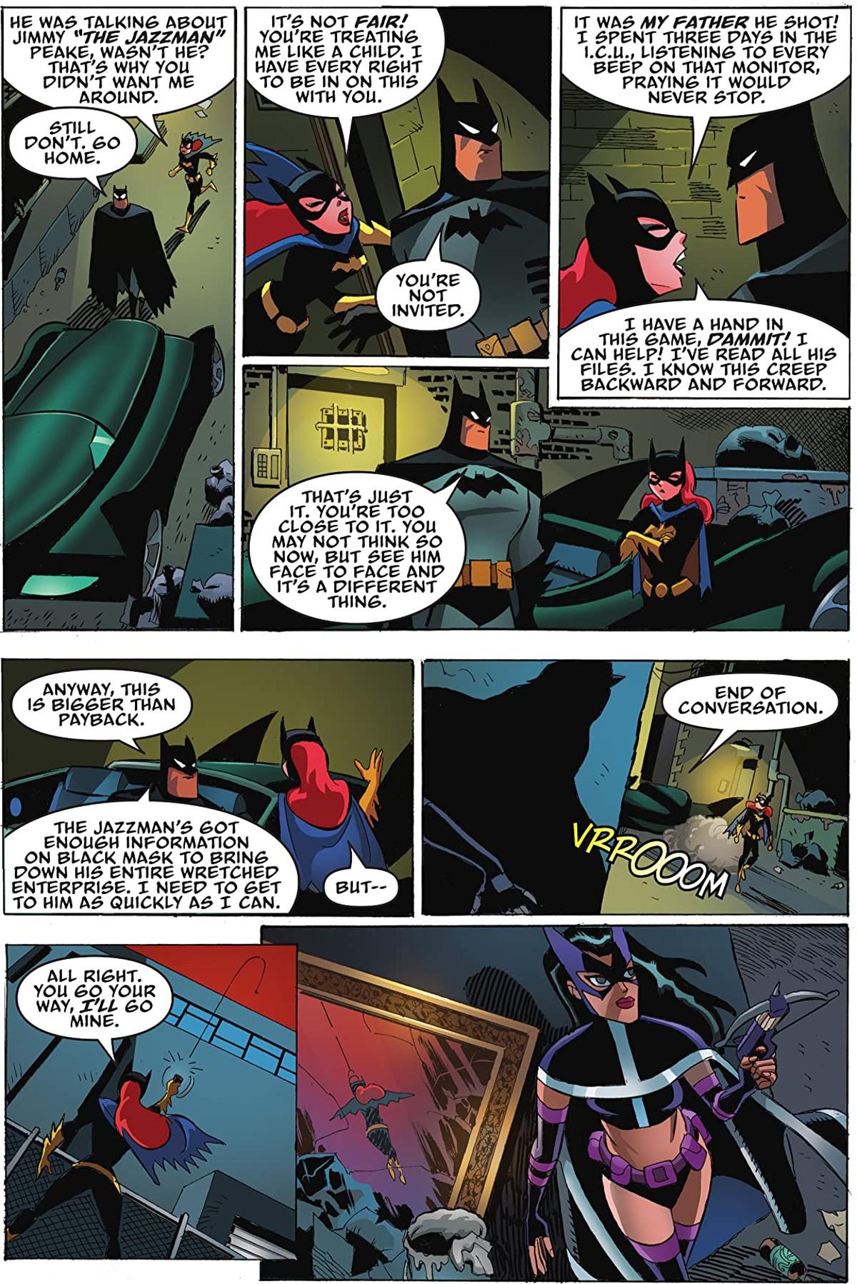 Batman The Adventures Contniue Season 2 #3 Page 1