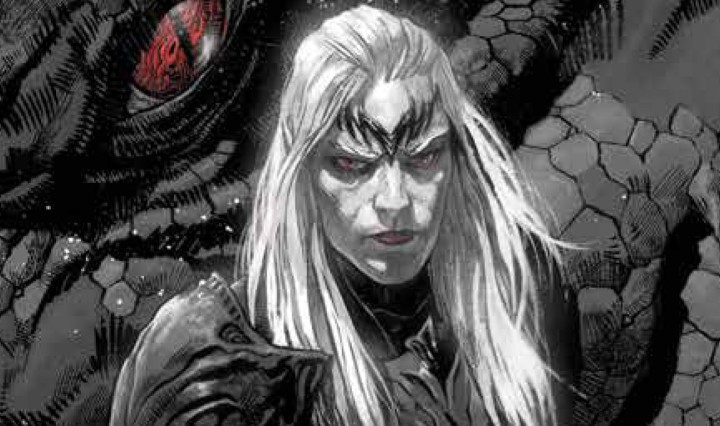 Elric The Dreaming City #1 Header