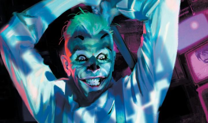 Suicide Squad Get Joker #1 Header