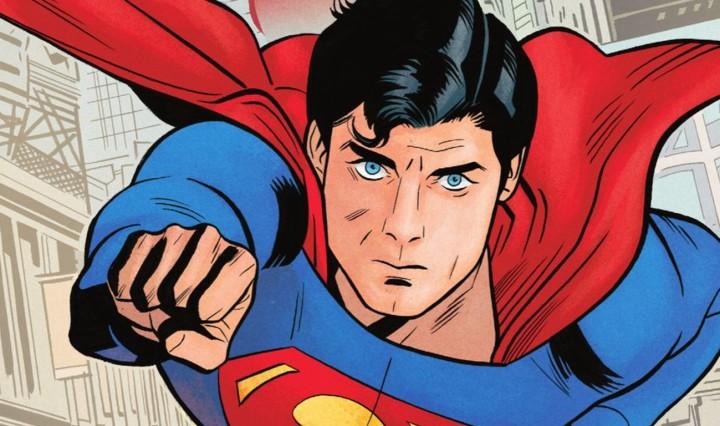 Superman '78 #1 Header