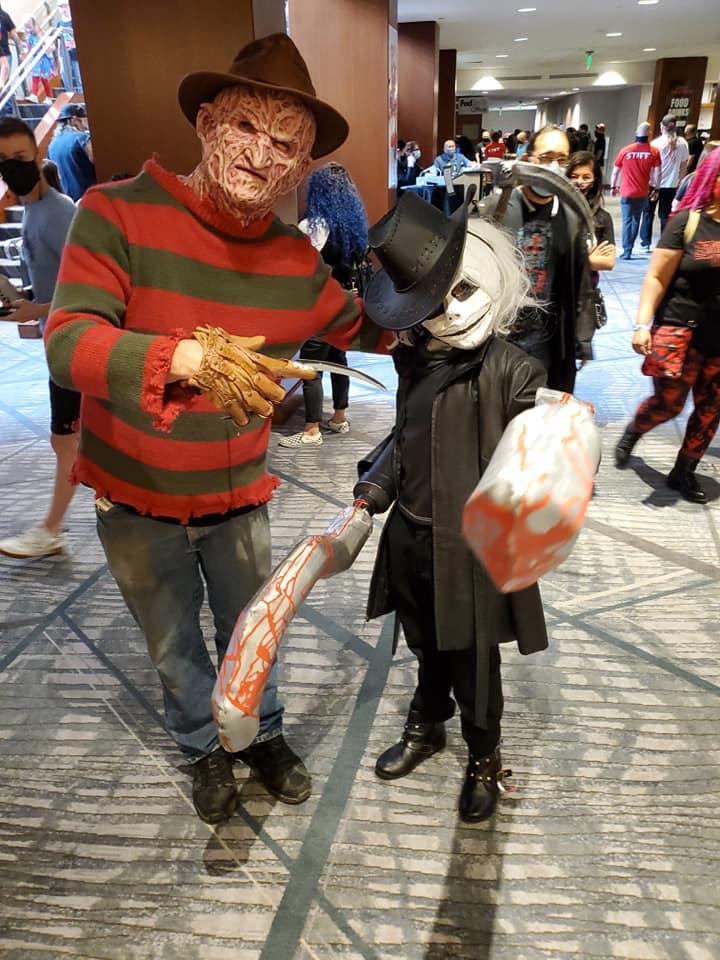 Freddy and Friend