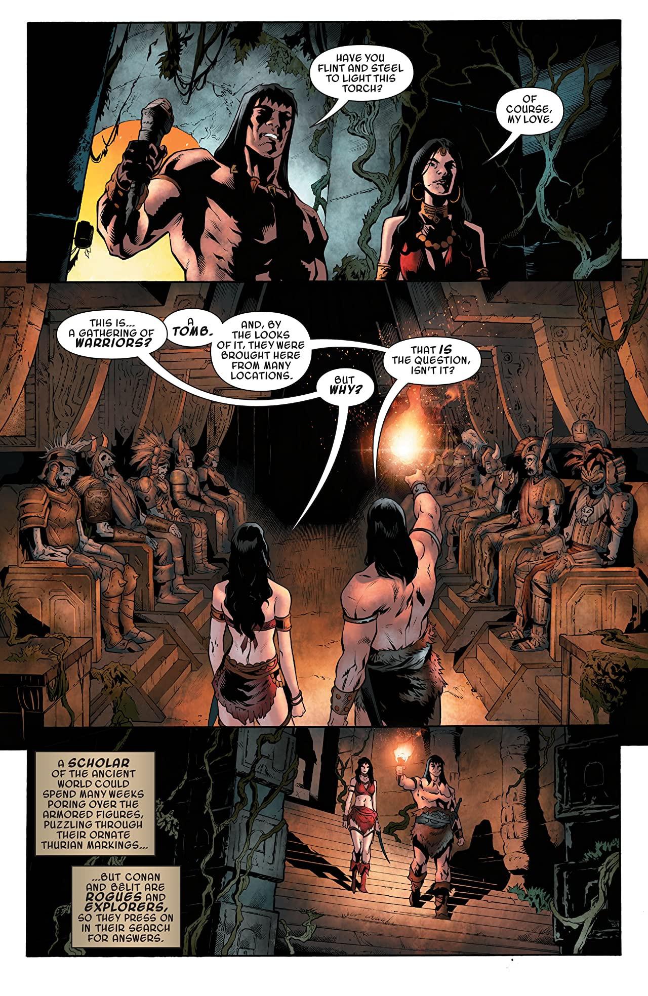 Conan The Barbarian #25 Page 2