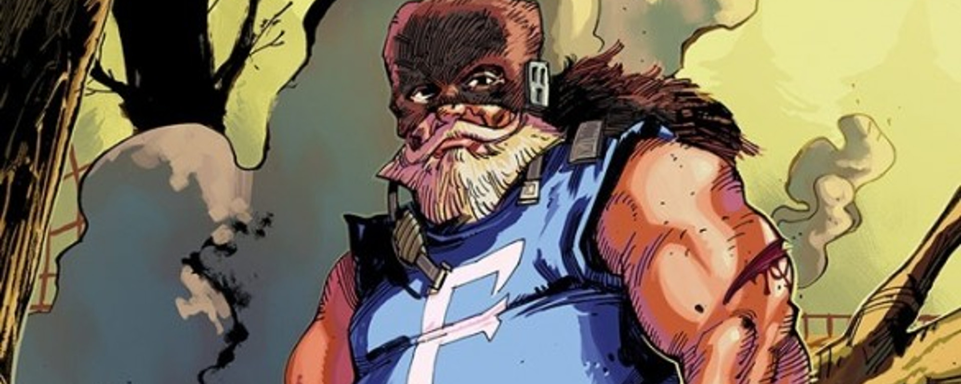 Frontiersman #1 Header