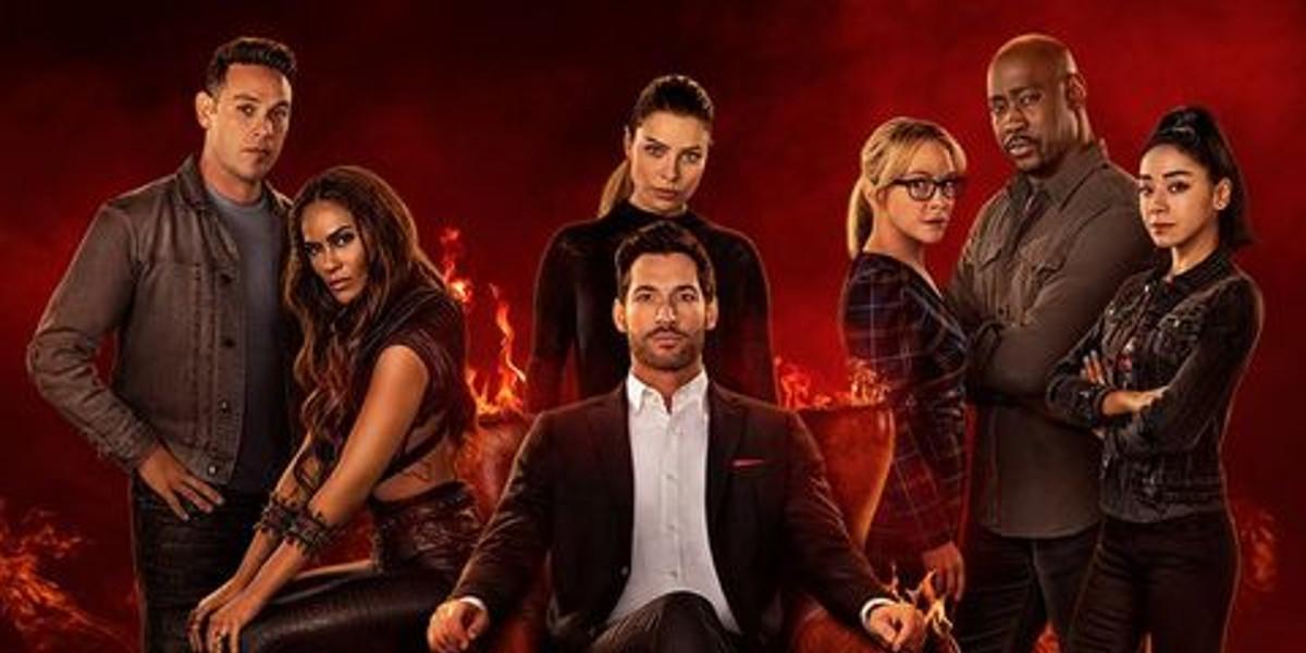 Lucifer Season 6 Cast