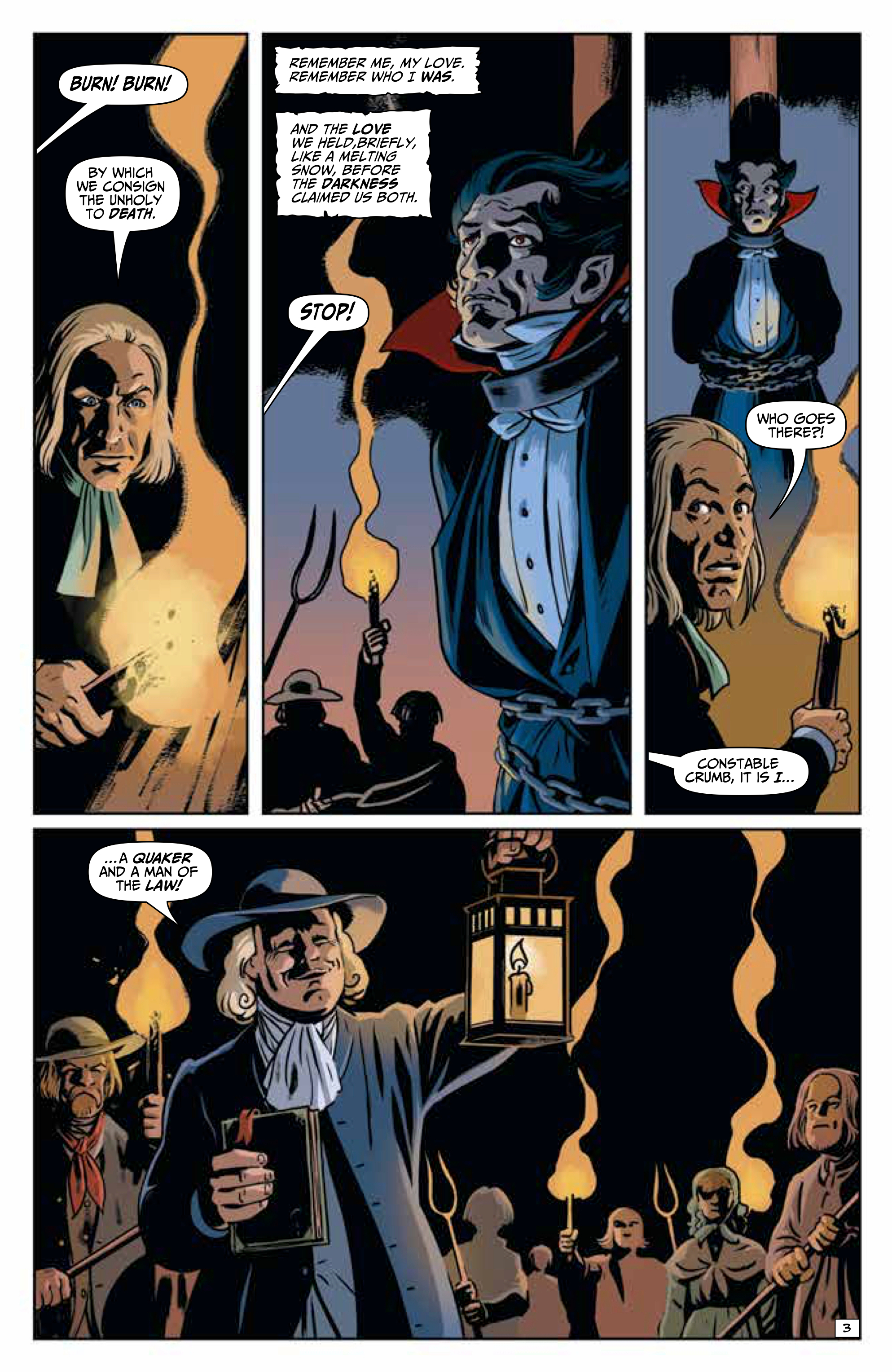 EDGAR ALLAN POE'S SNIFTER OF DEATH #1 Page 1