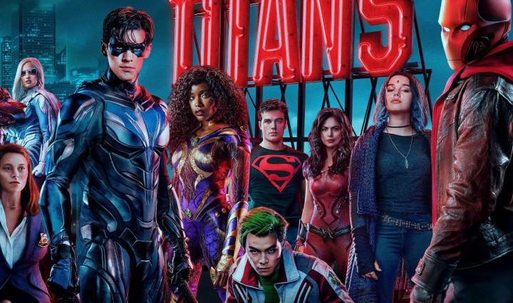 Titans Season 3 Header